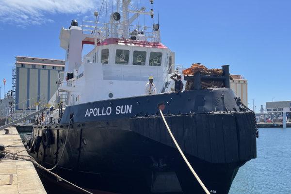 Apollo Sun AHTS IMO 9199995
