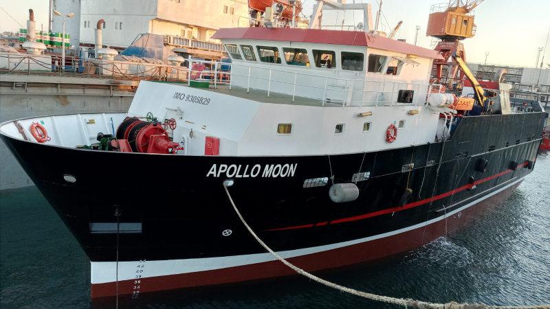 Apollo Moon - Special Service Offshore Support Vessel