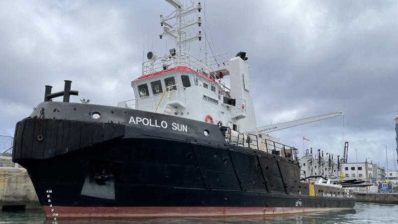 Apollo Sun - Anchor Handling Tug